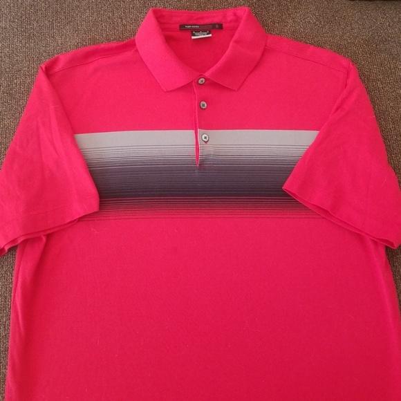 907e52959 Nike Shirts   Mens Tiger Woods Collection Golf Shirt   Poshmark